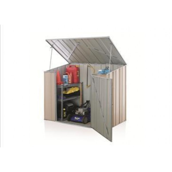 Spanbilt Storemate S53 Utility Storage Colour 1.76m x 1.07m x 1.48m Skillion Pool Pump Cover Small Garden Sheds